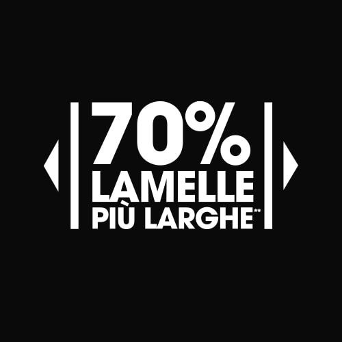 Lamelle larghe ghd max