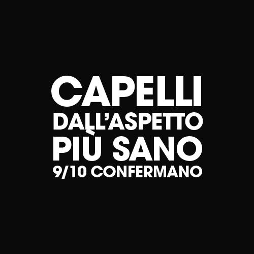 Capelli sani con bodyguard spray