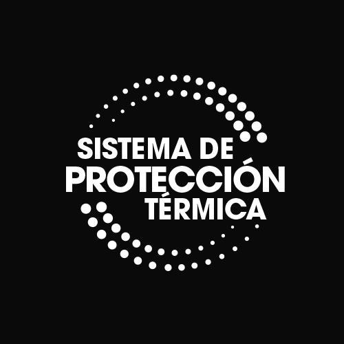 Sistema de protección térmica ghd