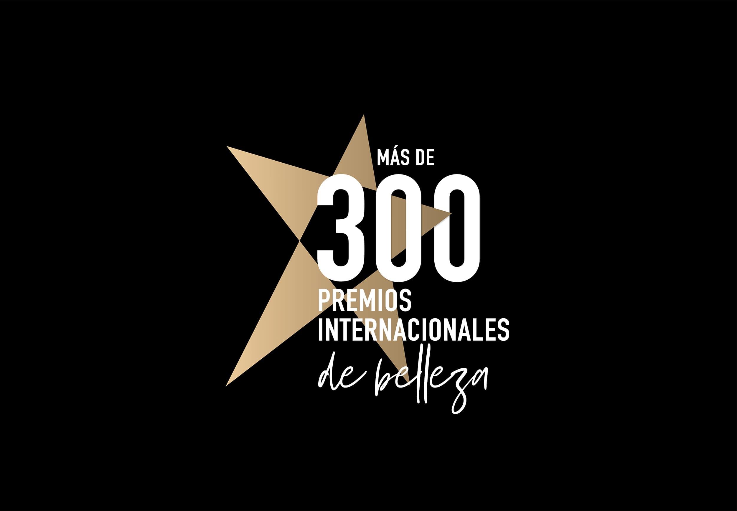 Más de 300 premios de belleza