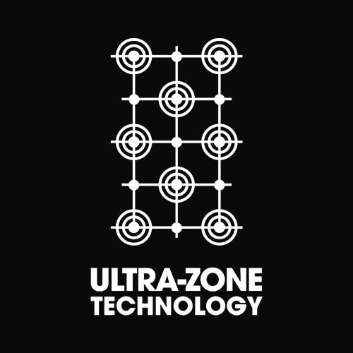 ultra-zone technology icon
