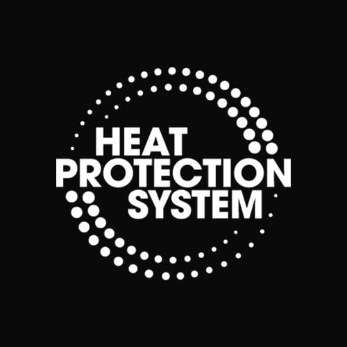 heat protection system icon