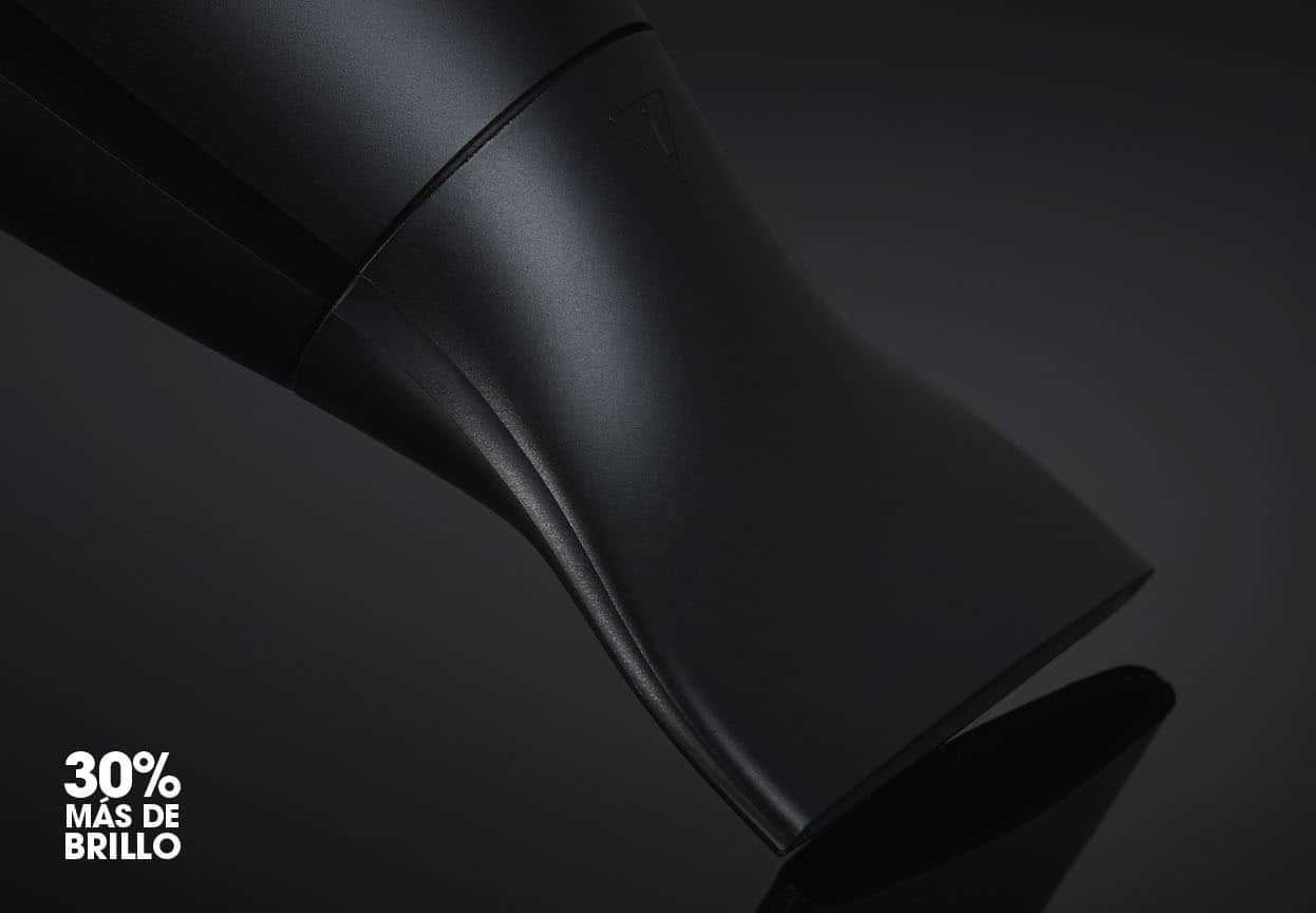 Boquilla negra del secador de pelo ghd helios