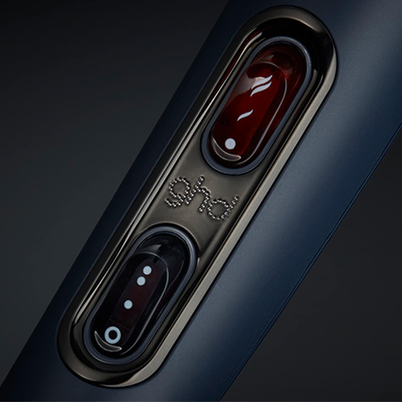 ghd helios hair dryer in navy button image