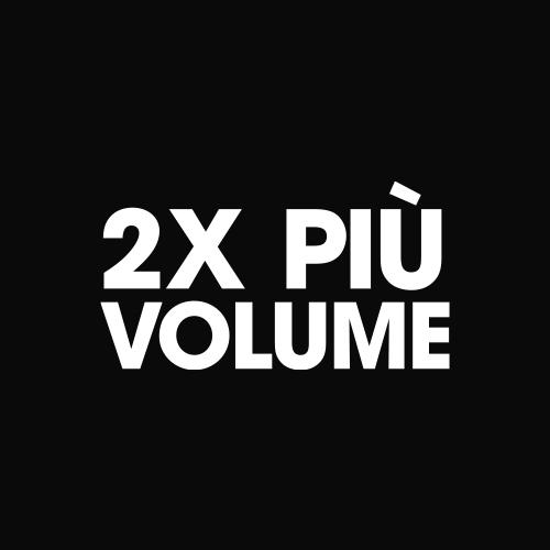 2x più volume con ghd rise