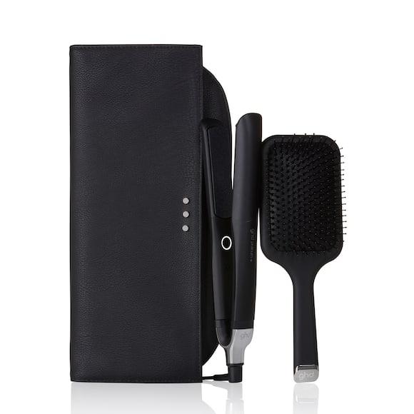 ghd platinum+ smart styler gift set in black